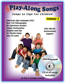 Play Along Songs Volume 3