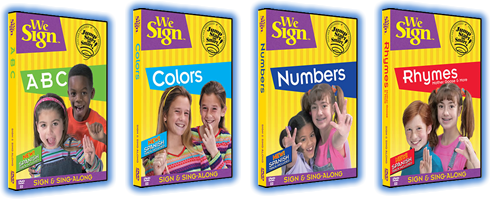 ANC, Colors, Numbers and Rhymes